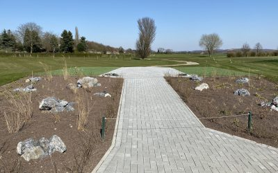 Änderungen am Golfplatz 2020
