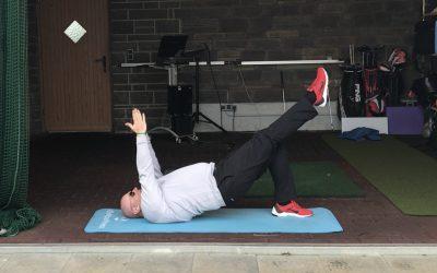 2 Muskelgruppen stärken, die Sie länger machen